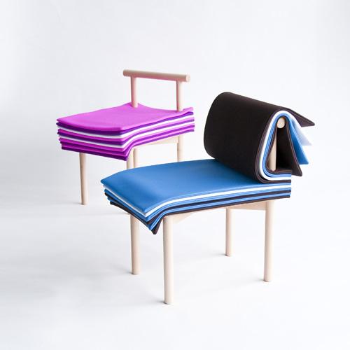 Noriko Hashida for 6474design Pages at Milan Design Week