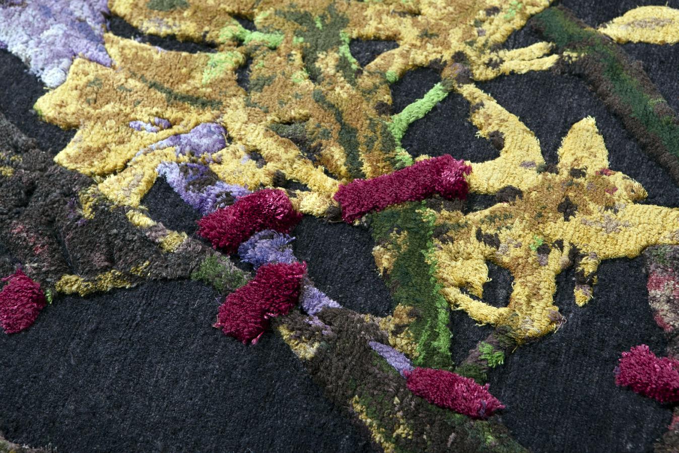 Savage Flowers: Blossom; Kiki van Eijk for Nodus
