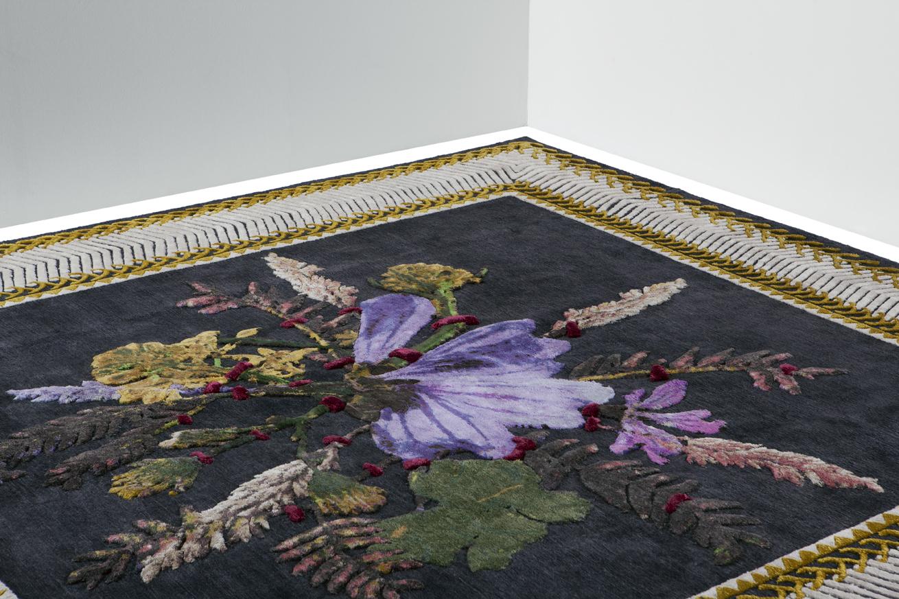 Savage Flowers: Blossom, Kiki van Eijk for Nodus