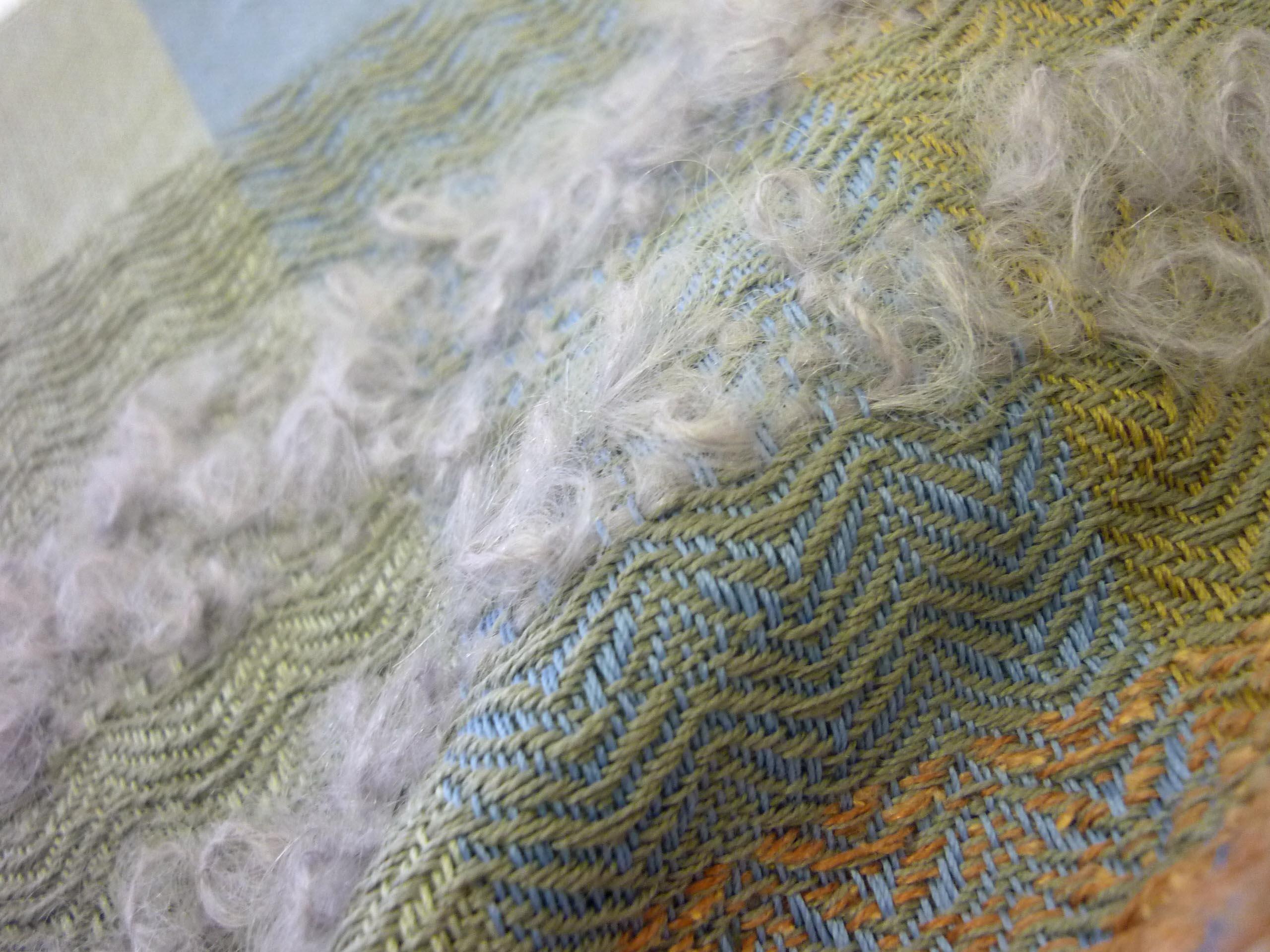 Global Colour, Tender By Jasveer Panesar Weave 3