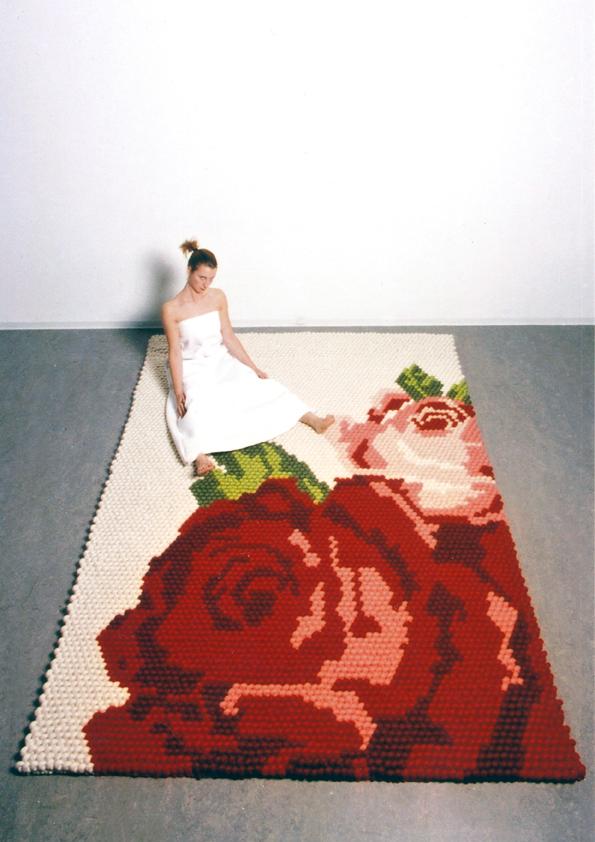 Kiki Carpet by Kiki van Eijk