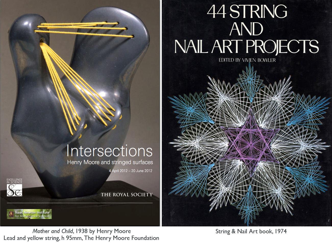 Henry Moore & String Art2