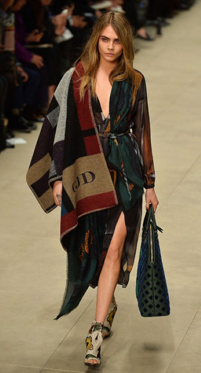 Burberry Prorsum  London Fashion week 2014