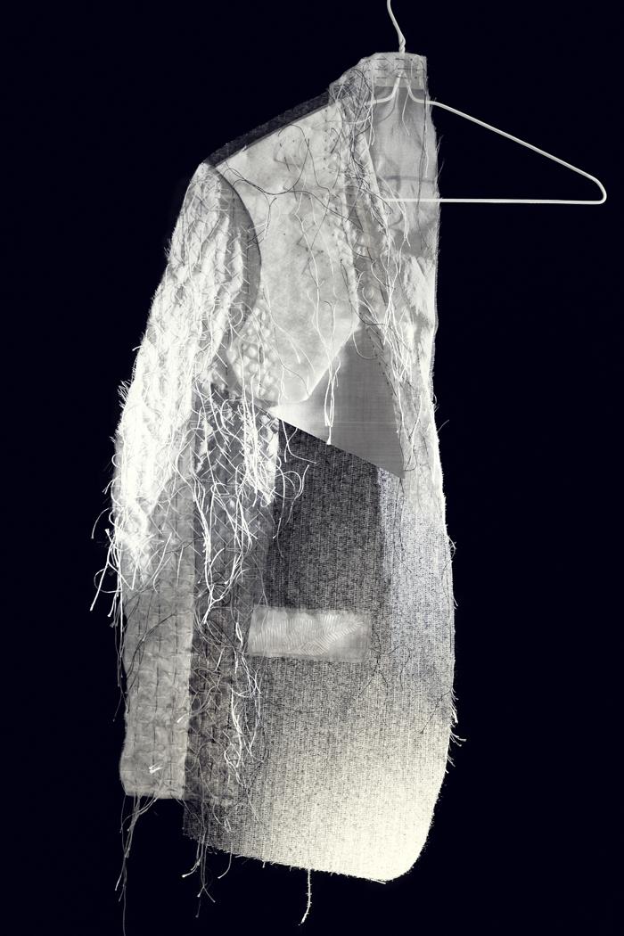 William Ovenden, Royal School of Needlework, Jacket I, 2014