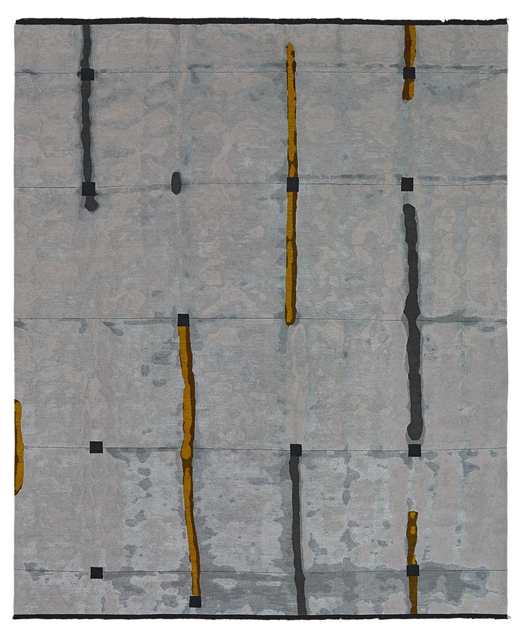 Reuber Henning, Shibori Line Water