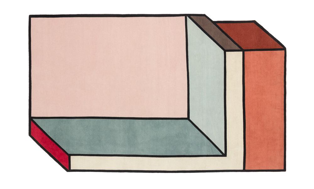 Visioni rug by Patricia Urquiola for cc-tapis