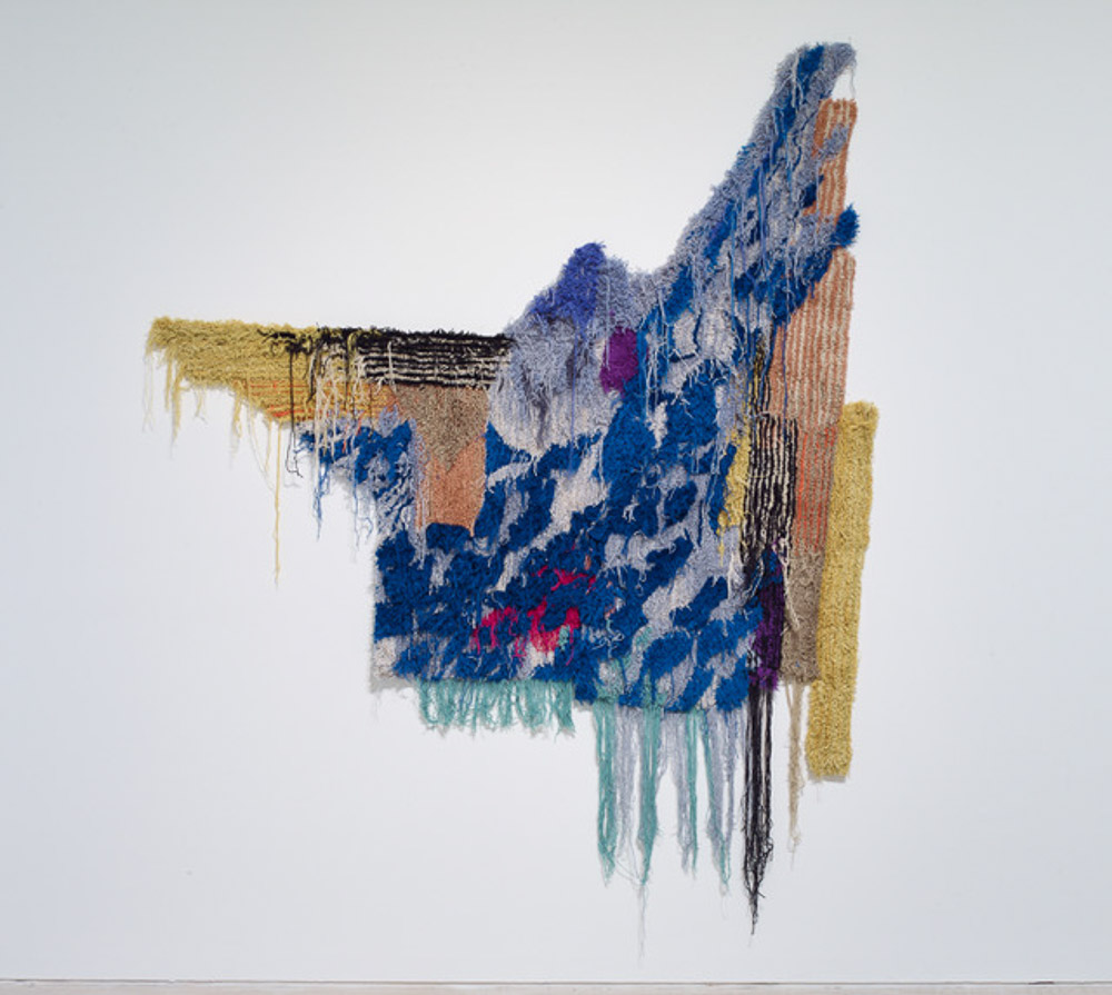 Caroline Achaintre_Bernadette_2016_Hand tufted wool_Entangled_Turner Contemporary