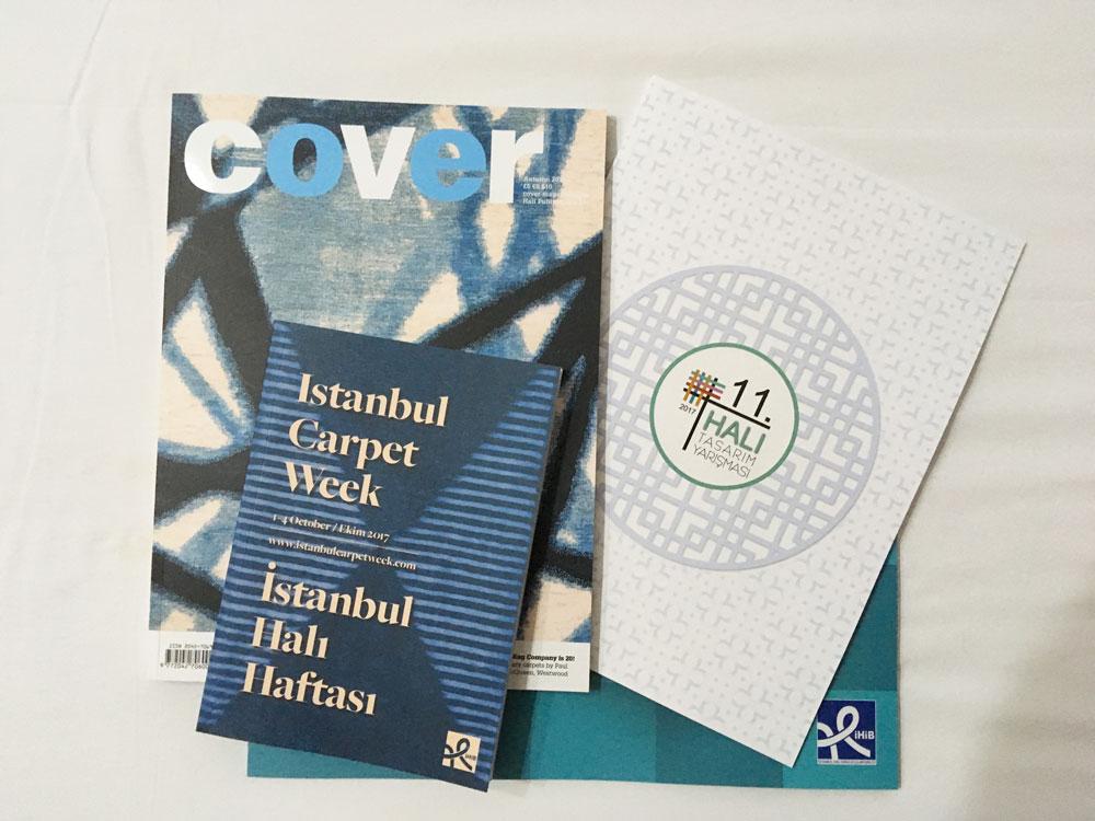 COVER at Istanbul Carpet Week