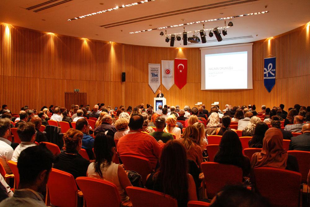 Istanbul International Carpet Conference