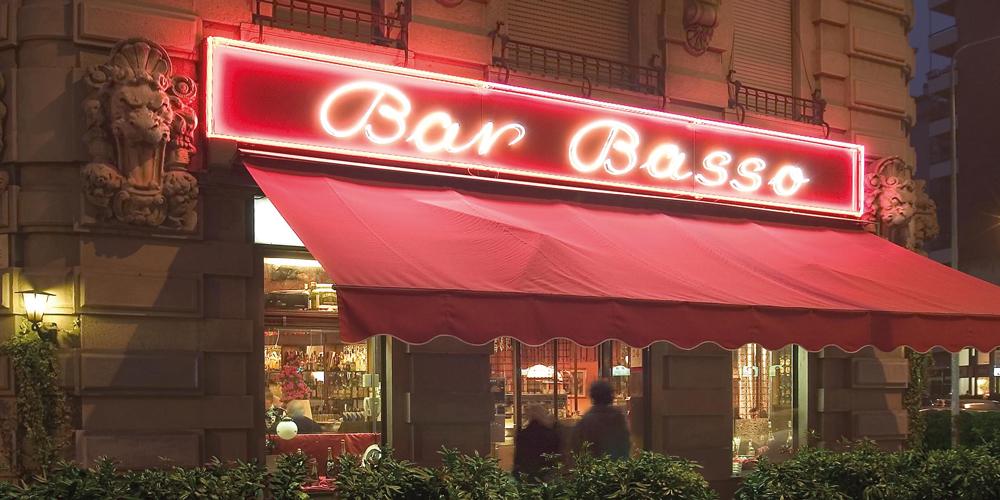 Bar Basso, Via Plinio 39 20020 Milano