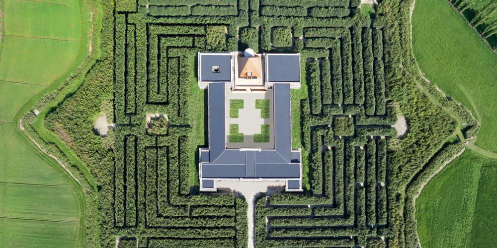 Labirinto della Masone, Strada Masone 121 43012 Fontanellato, Parma