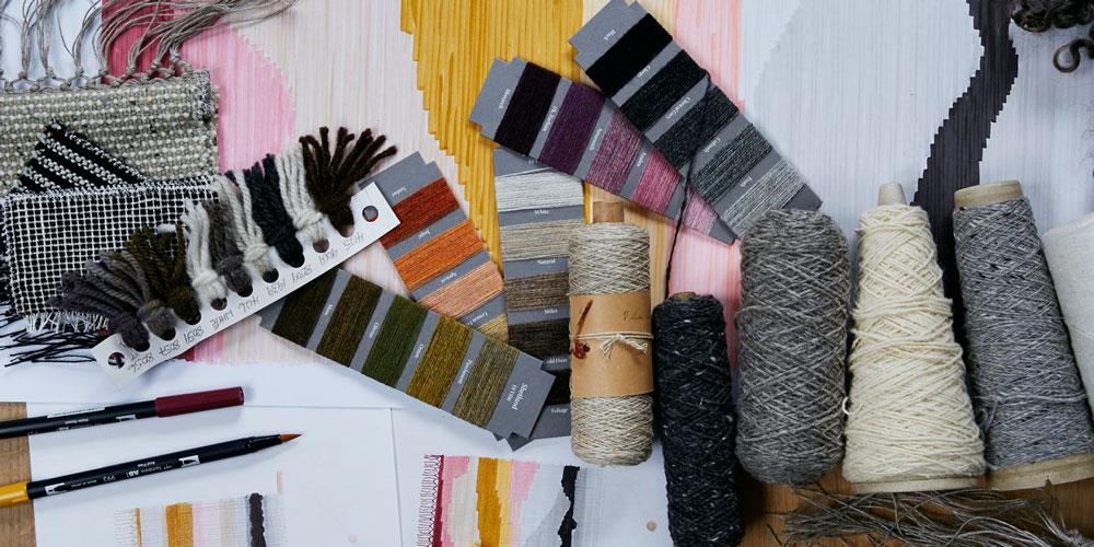 LUACHANNA: PINCH x Mourne Textiles
