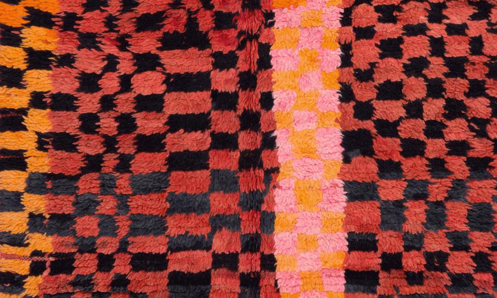 Boujad rug, Morocco, Nomadno, Brooklyn