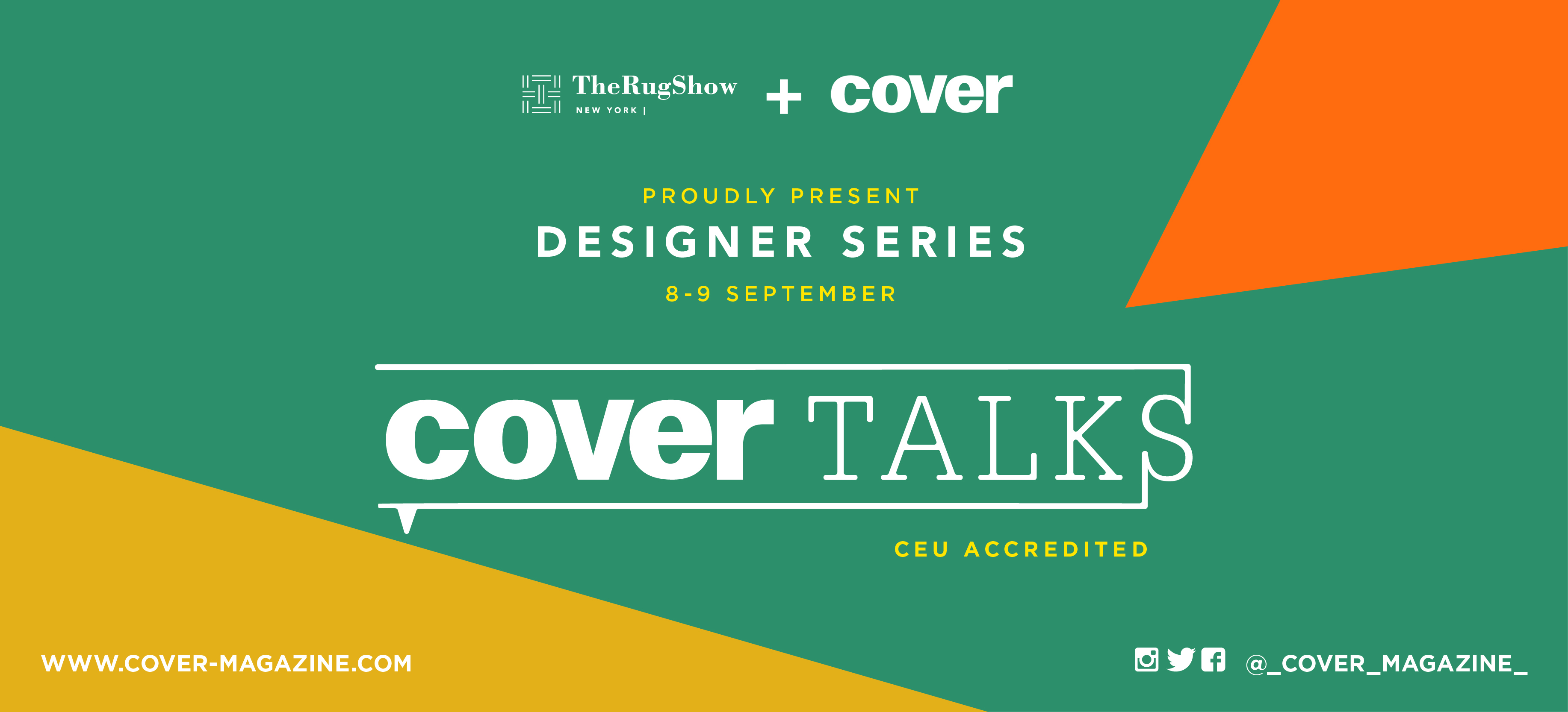 COVER Talks
