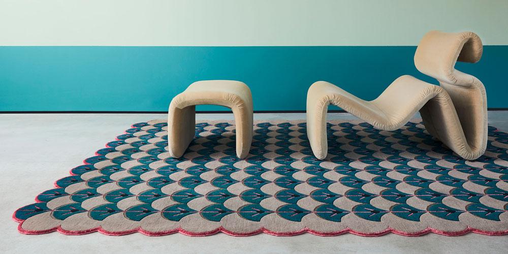 Marmalade rug, Floor_Story