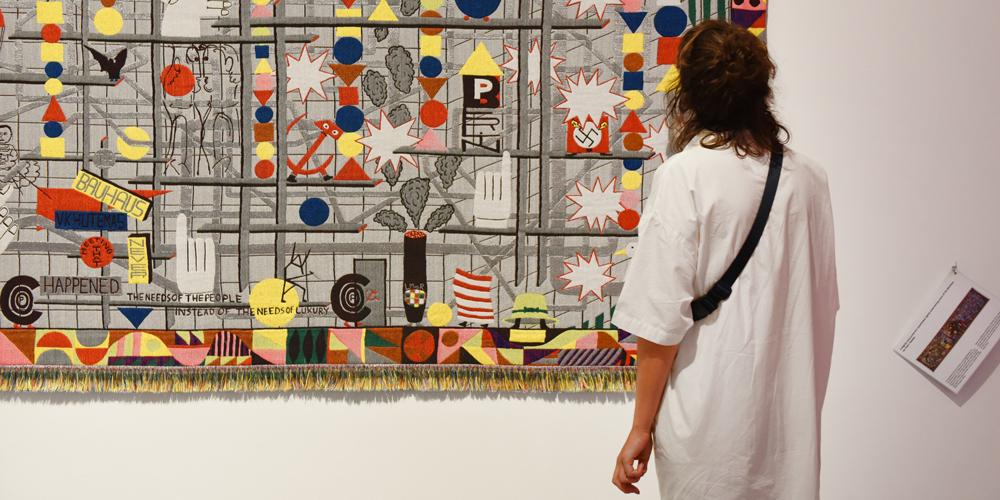 Bauhaus& I Modern Textiles in the Netherlands