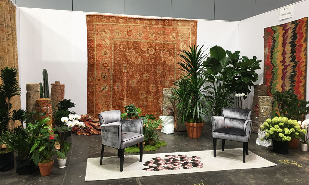 Rug & Kilim, Hali Pavilion, The Rug Show New York, Javits Center, 7-10 September 2019