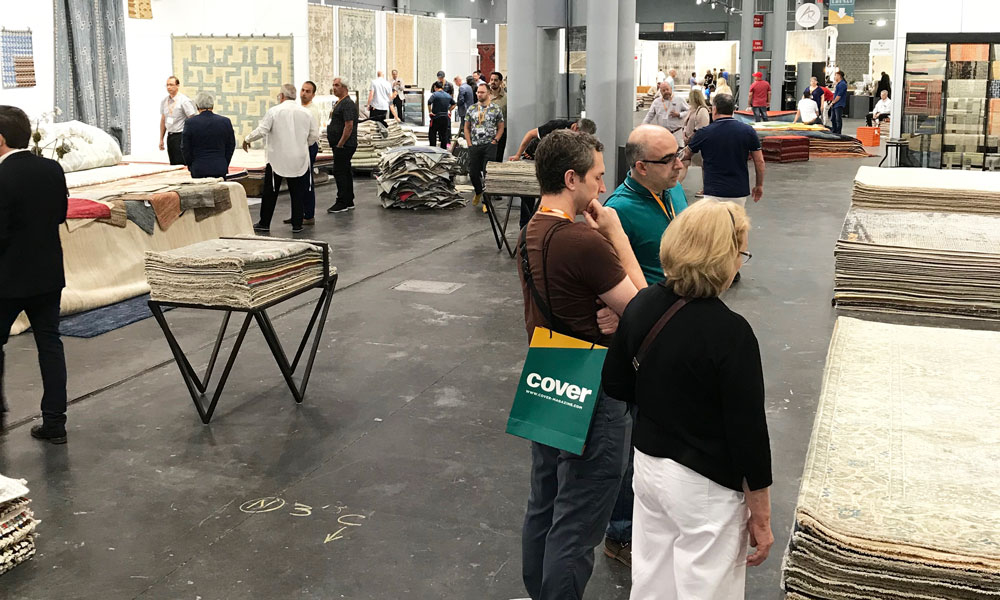The Rug Show New York, Javits Center, 7-10 September 2019