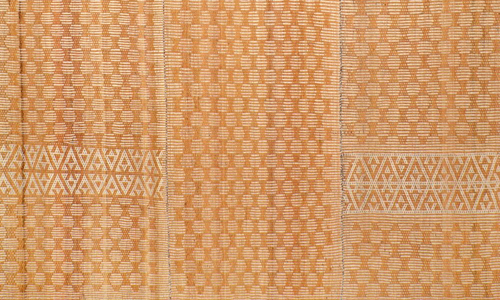 Geometry rug (detail) by Lila Valadan