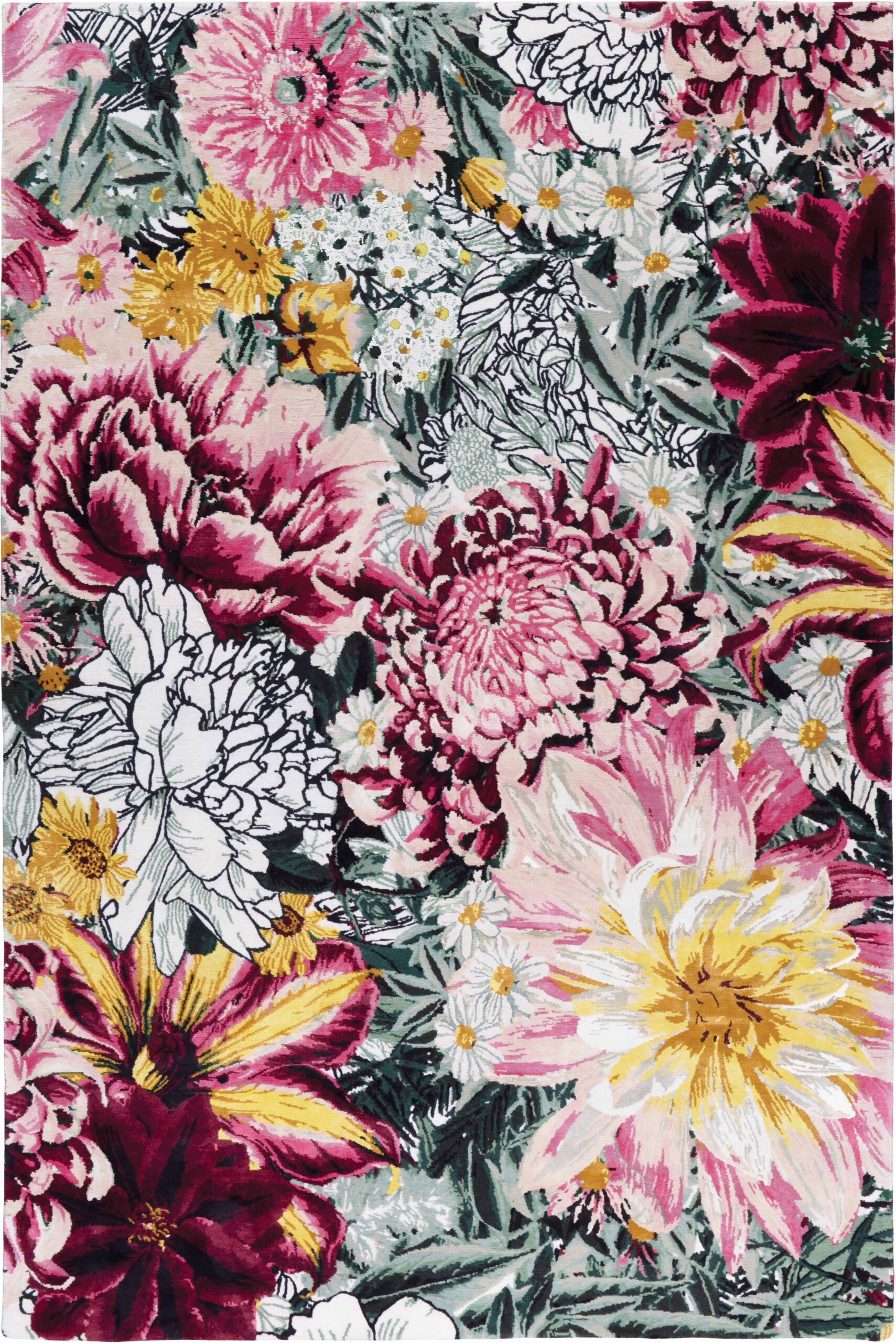 BOTANICAL PARADISE, Mary Katrantzou for The Rug Company