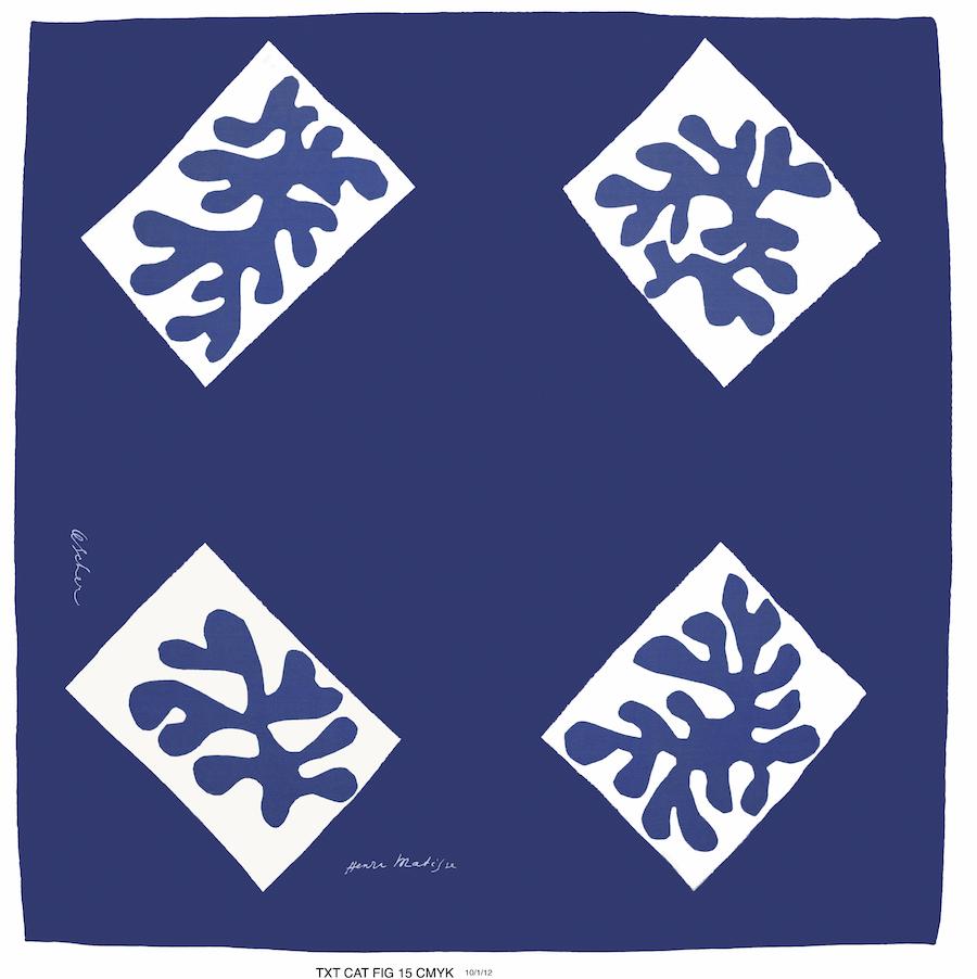 Henri Matisse for Ascher