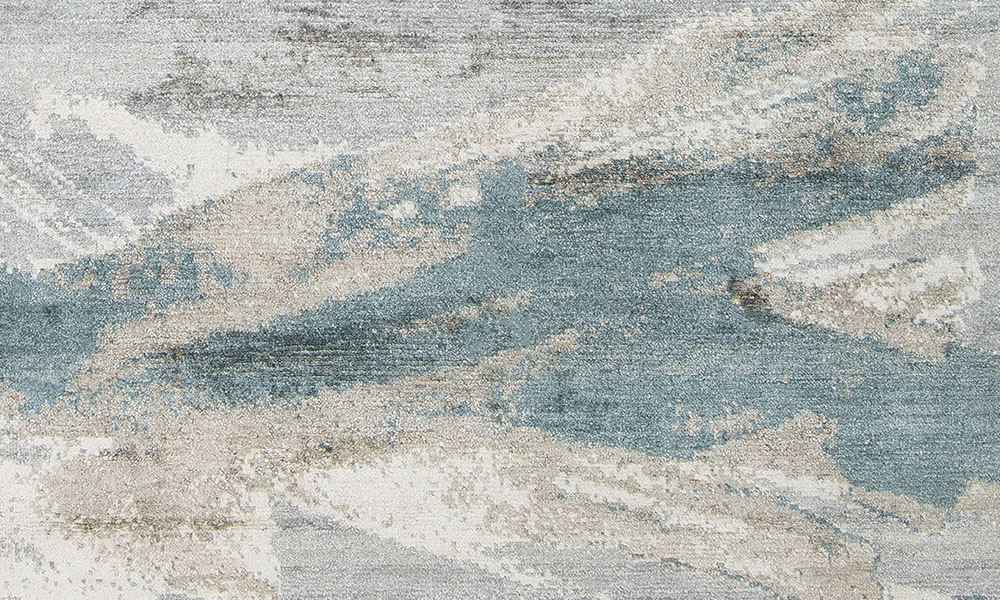 Detail of Flow by Odegard Carpets