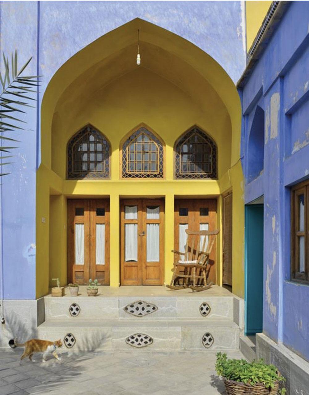 Home of Sufi Shahidzadeh Falsafi in Esfahan