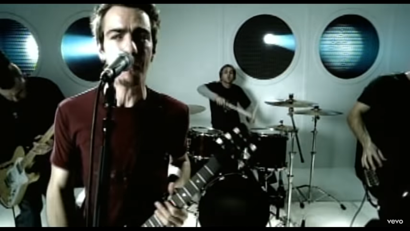 Three Days Grace- Just Like You