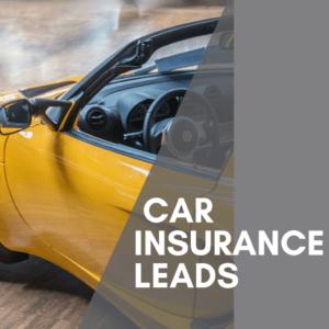 Car Insurance Leads