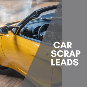 Scrap Car Leads