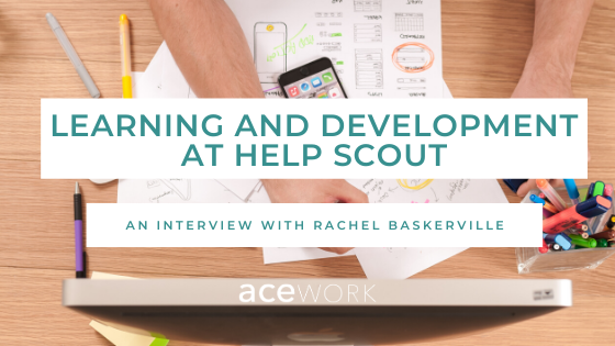 learning and development at Help Scout