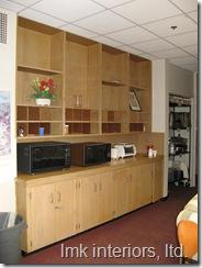 before: Hamilton Wenham High School Teacher's Lounge