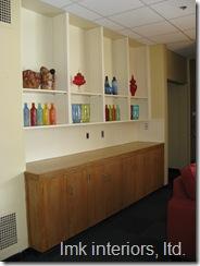 after: Hamilton Wenham High School Teacher's Lounge