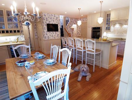 Beautiful and healthy interior design environments, lmk interiors, ltd.