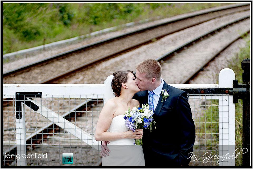Lee & Paul, wedding photography York