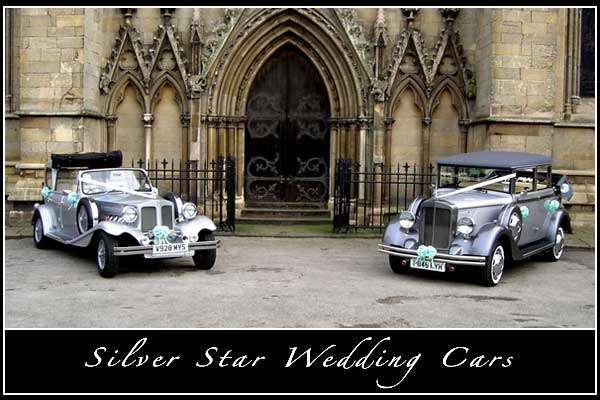 Wedding Car Hire Doncaster
