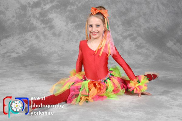 Dance school photography, Elliot School of Theatre Dance