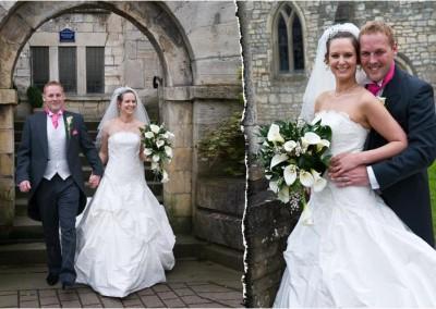 hazlewood castle wedding photography (12)