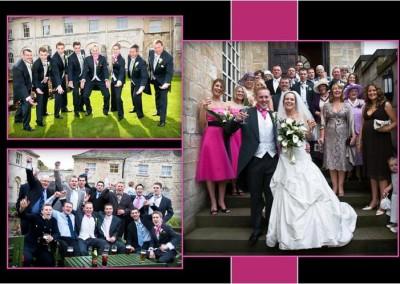 hazlewood castle wedding photography (9)