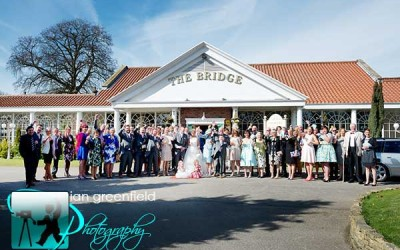 wedding photos, bridge inn wetherby near leeds