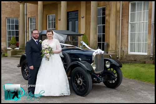 Wedding photographer Harrogate, Emily Rockliff & Kevin Grange's wedding