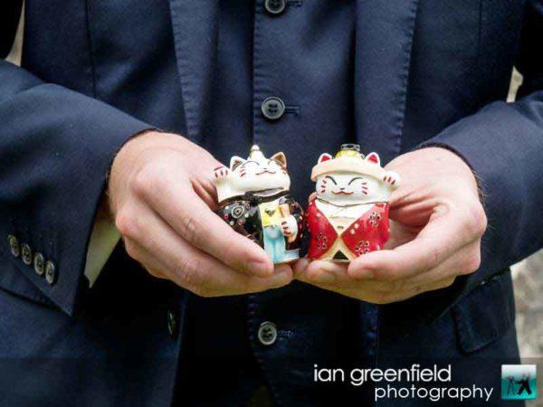 Bride and groom wedding photographer, aldwark manor photographer, york, ian greenfield photography