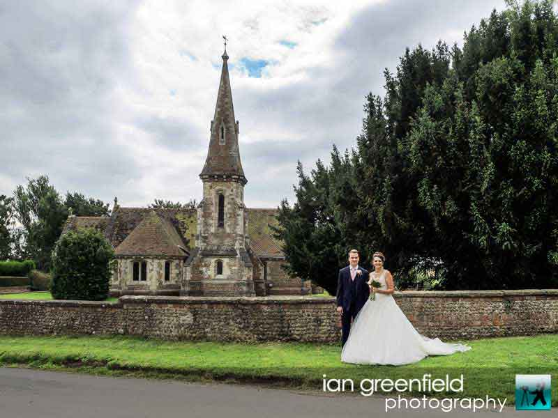 St. Stephen's church, wedding photographer for Aldwark Manor, ian greenfield photography