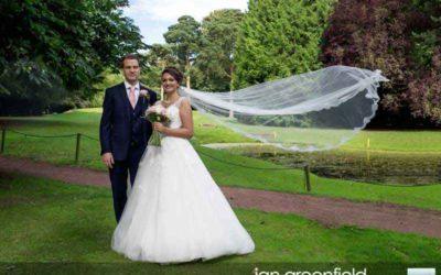 Aldwark Manor wedding photography