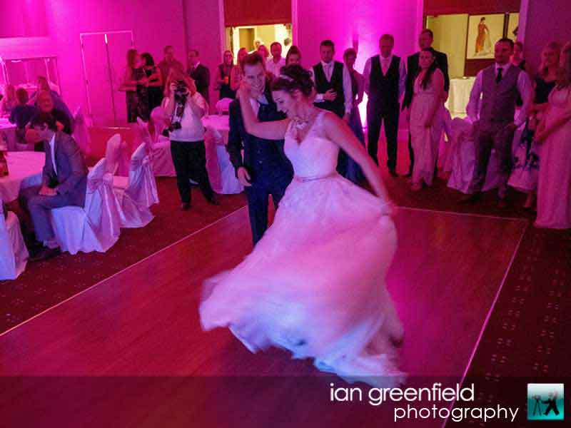 first dance wedding pictures, Wedding Photographs taken at Aldwark Manor, Yorkshire professional wedding photographer, aldwark manor photographer, york, ian greenfield photography