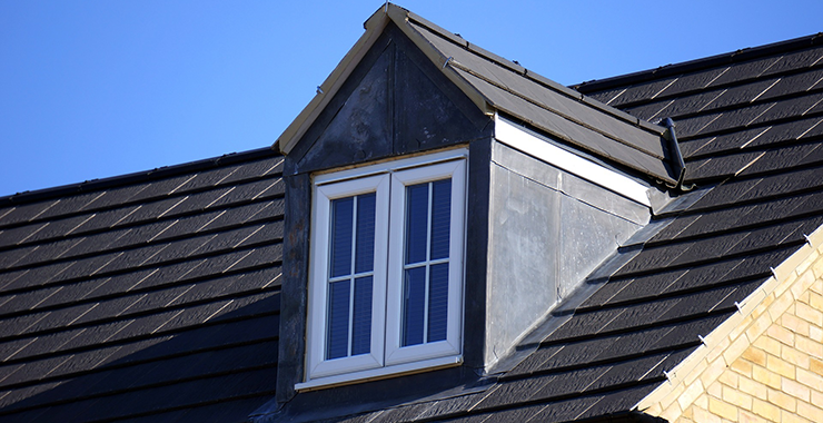 Window in house