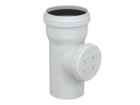 PVC Inspection Pipe Fitting
