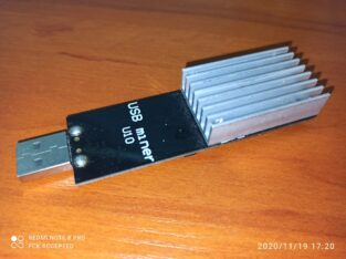 Miner USB SHA256 [Bitcoin BTC] 100% efficient.