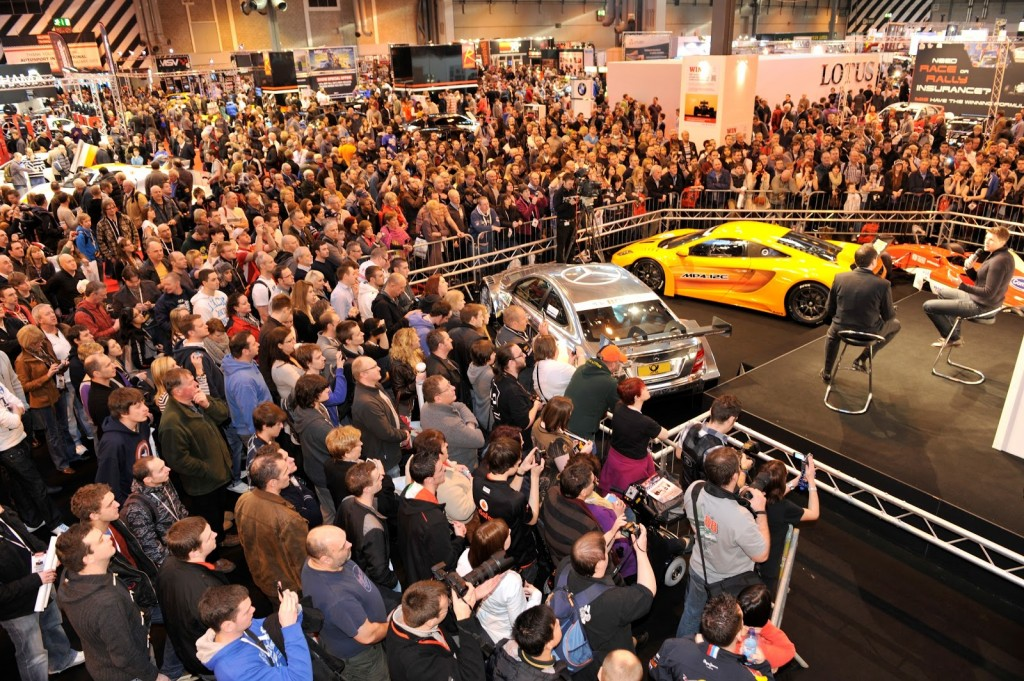 Autosport International 2012 Stage