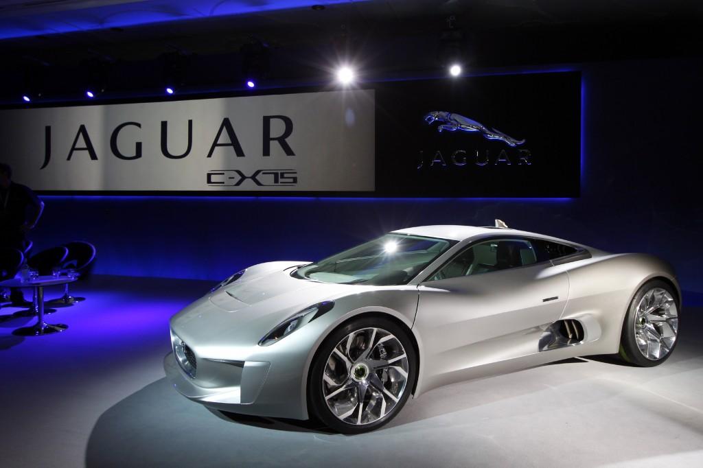Jaguar-C-X75